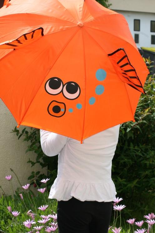Jour 24 Parapluie
