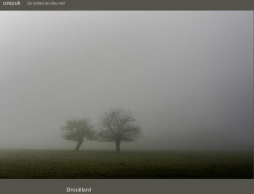 brouillard Orepuk